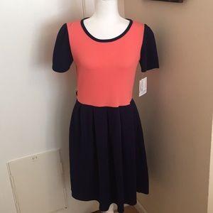L LuLaRoe Amelia Dress E03 659